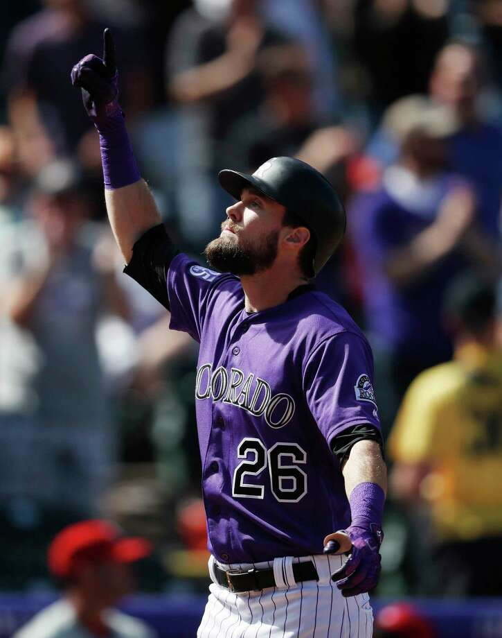 rockies extend division lead with 7th straight win times union