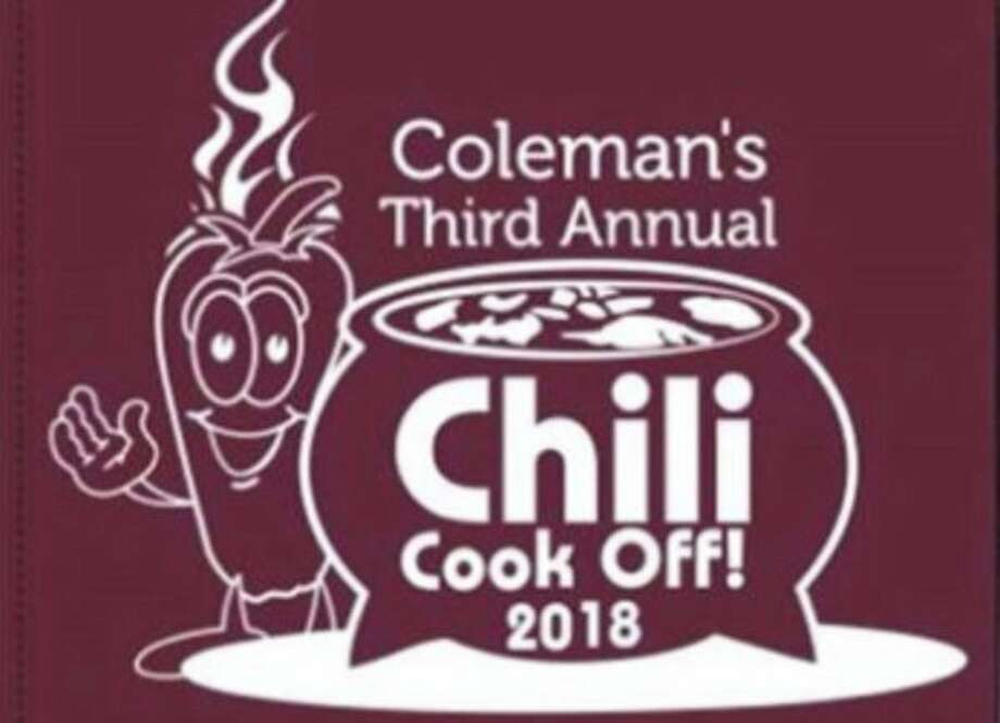 Coleman's 3rd Annual Chili Cook Off is set for noon to 4 p.m. Saturday.
