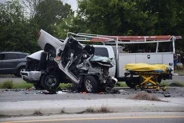 Woman killed Friday morning in head-on crash on the