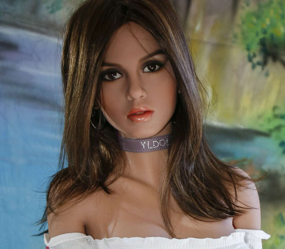 Doll from Real Love Sex Dolls, one of the largest sellers of ultra-realistic dolls in the U.S. located in Austin, Texas. Photo: Courtesy Of RLSD LP. / Courtesy Of RLSD LP.