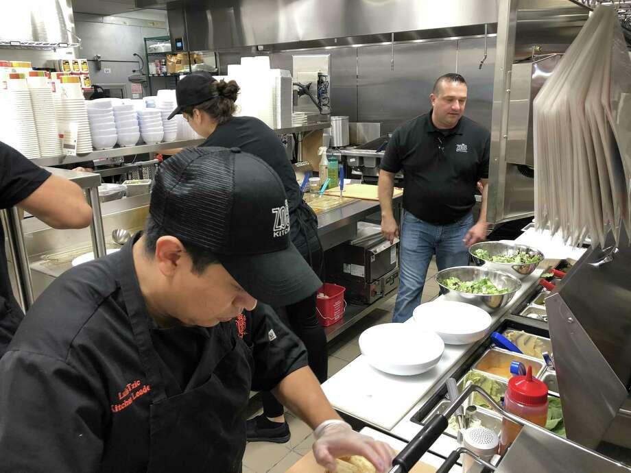 Zoe S Kitchen Salary