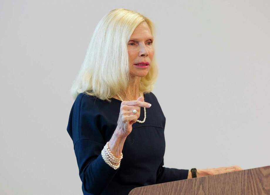 Ann Snyder has requested proclamations respecting and celebrating diversity and inclusion three different times since April 2017, including after rancor and community debates erupted following the first few months of President Donald J. Trump's term; in August 2019 when controversy over immigration practices roiled the township and more recently following weeks of protests and riots after the killing of Geoge Floyd by Minneapolis police officers. Photo: Jason Fochtman, Staff Photographer / Houston Chronicle / © 2017 Houston Chronicle