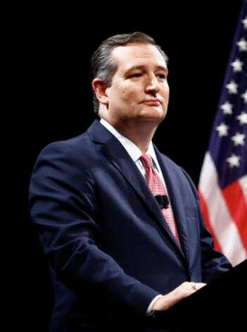 Ted Cruz Photo: Tom Fox/Associated Press / The Dallas Morning News