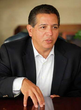John Lujan Photo: Edward A. Ornelas/San Antonio Express-News / ? 2016 San Antonio Express-News