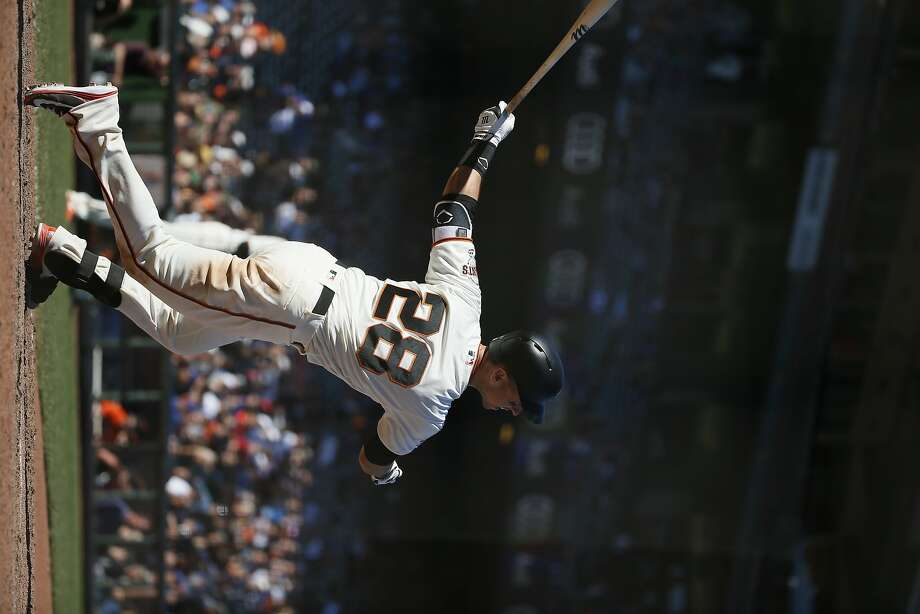 online store 73c9b 0d998 Buster Posey's No. 28 Giants jersey sells better than Bryce ...