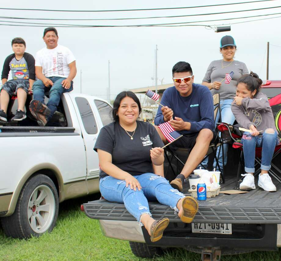 Hundreds gathered to watch the Fort Bend County Rodeo Parade Friday, Sept. 28. More than 200 parade entries make their way from the Historic Court House in Richmond down Hwy 90 during the annual event, which marks the official start of rodeo season. Photo: Kristi Nix/The Houston Chronicle