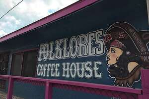 Folklores Coffee House is set to open Oct. 13 at 5007 S. Flores St.