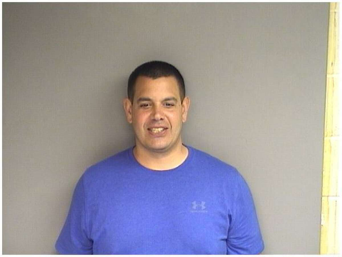 Former city of Stamford Marina Supervisor Sean Elumba,43, of Stamford, was charged with larceny for misappropriating $60,000 in city funds in over three years.