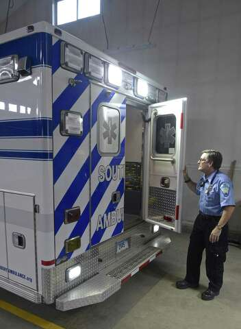 Southbury, private ambulance company battle over life support