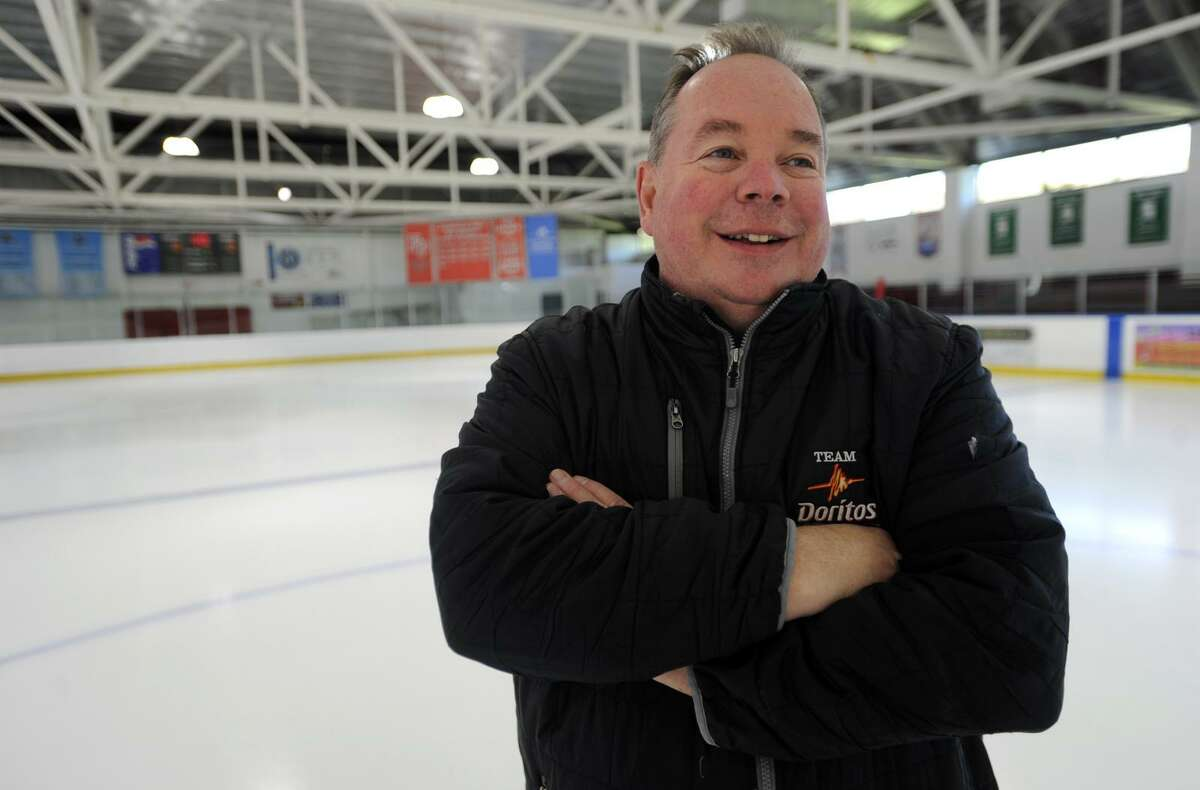 Wonderland of Ice Director of Hockey Operations John Ferguson reflects on his thirty years working at the Bridgeport rinks on Thursday, September 27, 2018.