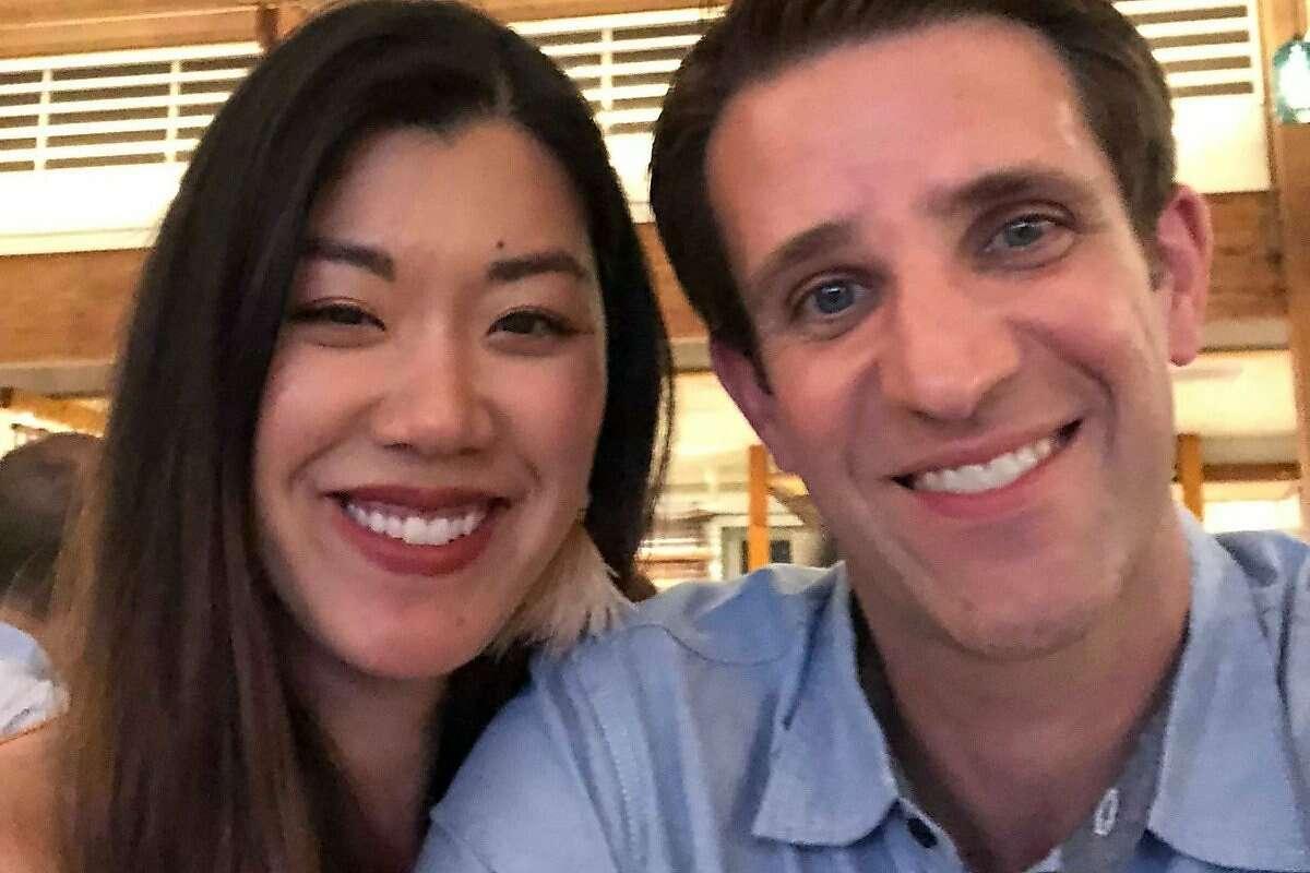 Rebecca and Christopher Mathews