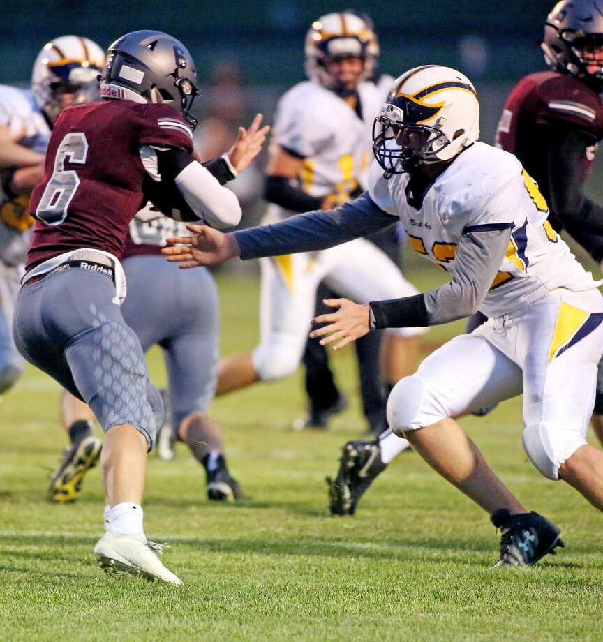 Cass City 50, Bad Axe 20 Photo: Paul P. Adams/Huron Daily Tribune