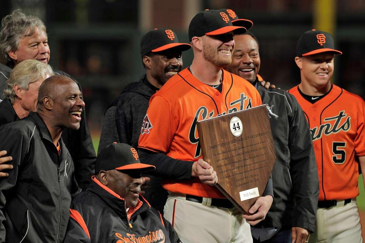San Francisco Giants lists