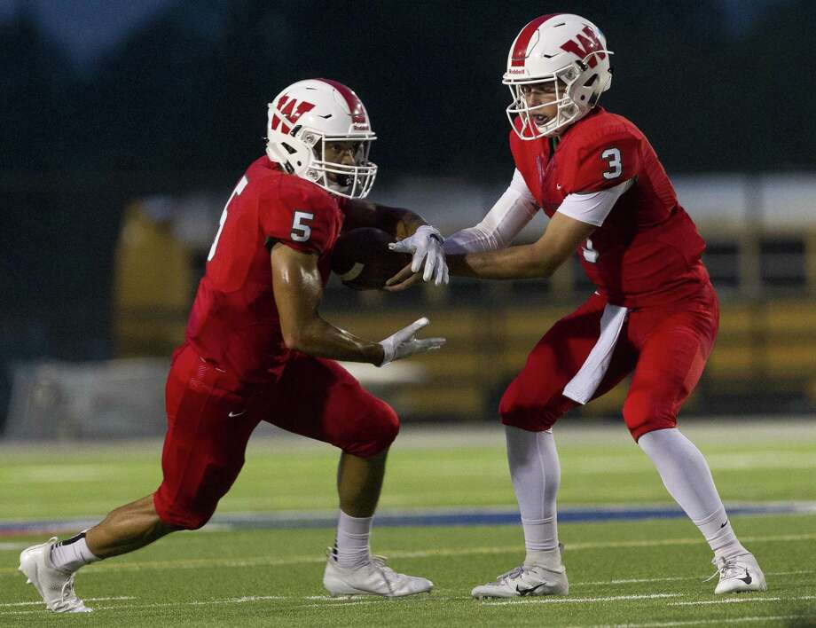 FOOTBALL ROUNDUP: Gilford leads The Woodlands to win over Conroe