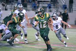 Nixon senior Joseph Ibarra has 430 yards rushing and six touchdowns through four games.