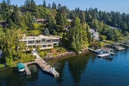 Take a tour of the modern Mercer Island mansion, asking $10.5 M