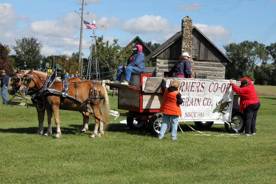 Museums in Elkton, Bay Port and Sebewaing were among those all over Huron County that were open this weekend so residents and visitors could learn about the area's rich history. Photo: Brenda Battel/Huron Daily Tribune