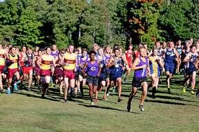 Wagener Park Invitational - Boys Race