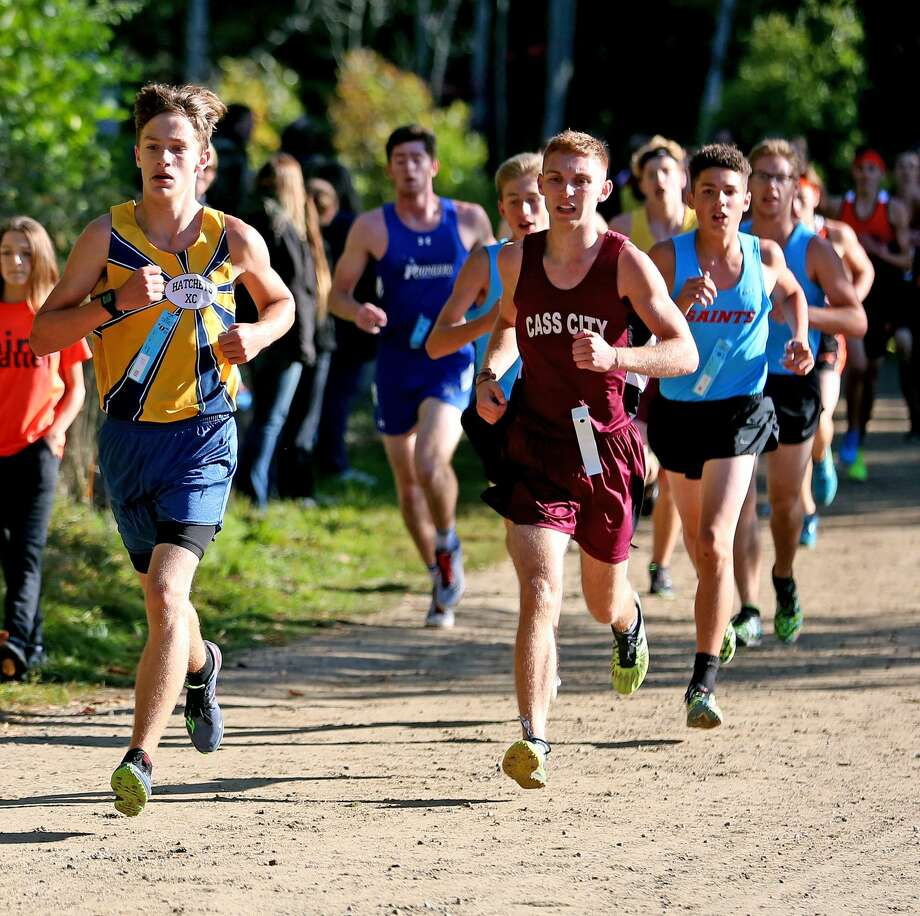 Wagener Park Invitational — Boys Race Photo: Paul P. Adams/Huron Daily Tribune