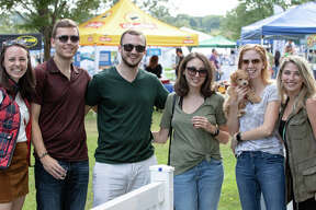 The Last Taste of Summer Craft Beer Festival was held at Roger Sherman Baldwin in Greenwich on September 29, 2018. The event featured more than 30 brewers and food trucks such as Lobster Craft, Melt Mobile and Wendy's Wieners, as well as live music. The event benefits Live Green CT!'s Zero Waste Fellowship. Were you SEEN?