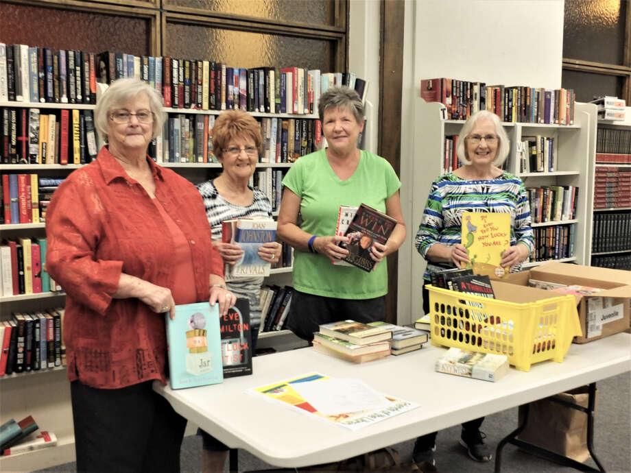 left to right: Linda Johnson, Ophelia Burns, Shelley Gammage, and Barbara DeBerry Photo: Courtesy Photo
