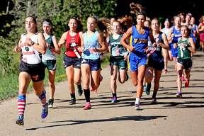 Wagener Park Invitational - Girls Race
