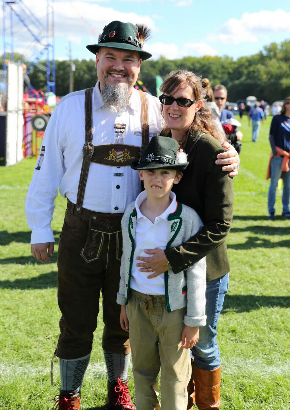 Were you Seen at the 9th Annual Glenville Oktoberfest held at Maalwyck Park in Glenville on Saturday, September 29, 2018?