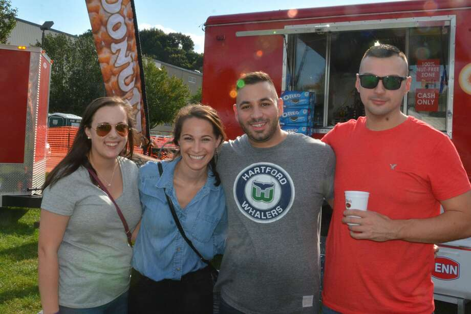Soupstock was held in Shelton on September 29-20, 2018. Festival goers enjoyed a chili cook-off, gourmet food, crafts and more to benefit the Mary A. Schmecker Turtle Shell Fund. Were you SEEN? Photo: Vic Eng / Hearst Connecticut Media Group