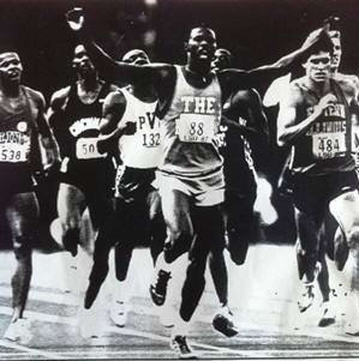 Albany High graduate and Seton Hall standout Tracy Baskin, a member of the inaugural class of the Greater Capital Region Track, Field and Cross Country Hall of Fame. (Courtesy photo)