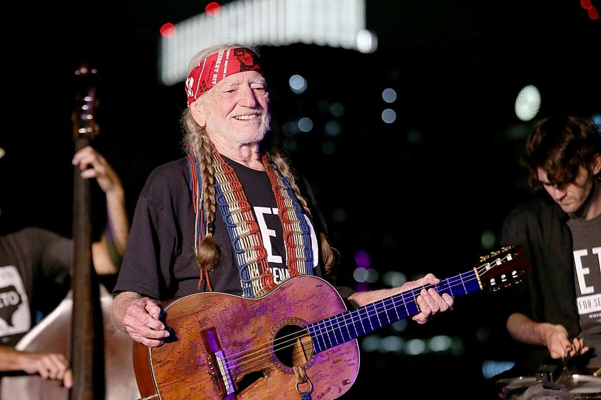 Texas icon Willie Nelson is on the road again and will make a stop in San Antonio this winter to perform two shows.