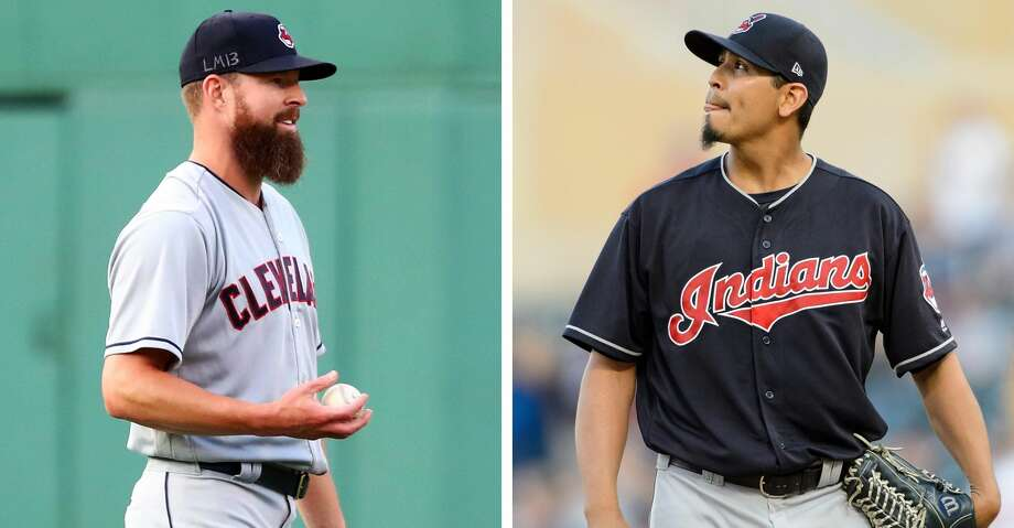 PHOTOS: Astros game-by-game Corey Kluber and Carlos Carrasco will start the first two games of the ALDS against the Astros. Browse through the photos to see how the Astros fared in each game this season. Photo: Getty