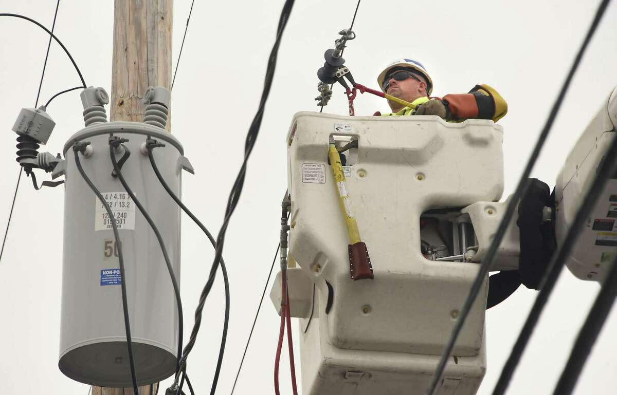 Electric and gas utilities in New York announced on Thursday that customers affected by the partial federal government shutdown can take part in special collection practices. (Lori Van Buren/Times Union)