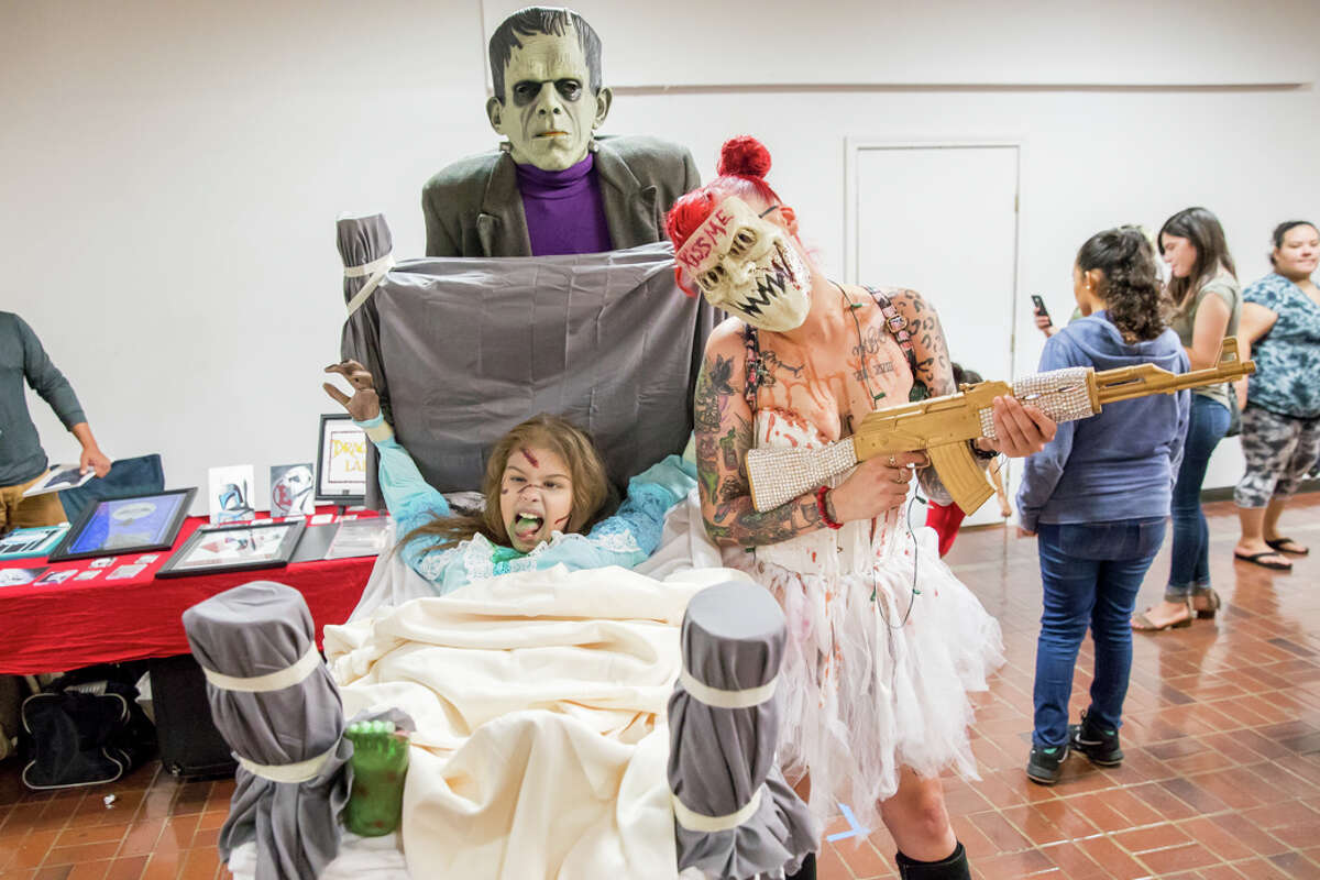 The eighth annual Monster-Con festival will be online this year due to the on-going coronavirus pandemic, according to the event's Facebook page.