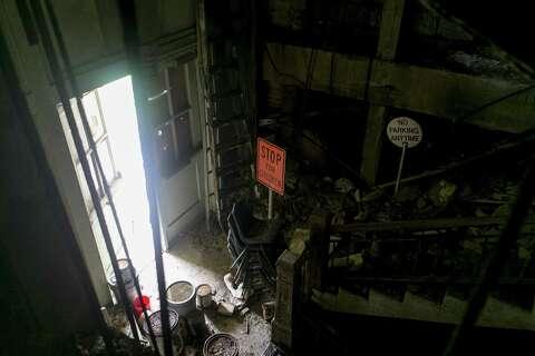 Photos go inside San Antonio's abandoned Beacon Hill