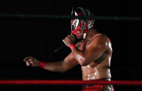 Daga, Laredo Kid make it a point to wrestle for LWA - Laredo Morning