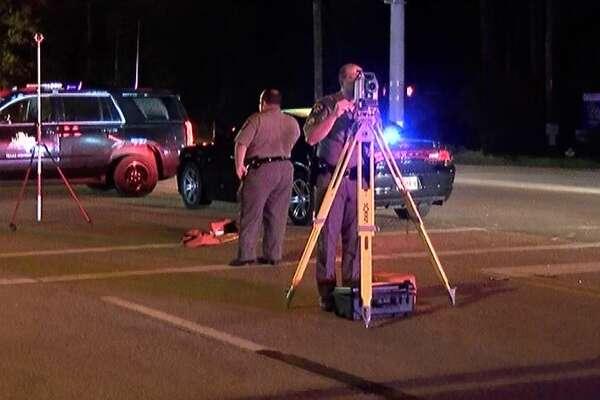 Red light runner dead after crash in Porter - ExpressNews com