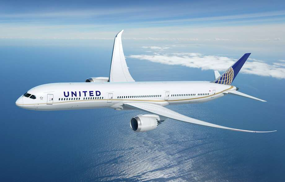 United's new Boeing 787-10 Dreamliner will soon fly on transcontinental routes from SFO and LAX to New York Photo: United Airlines