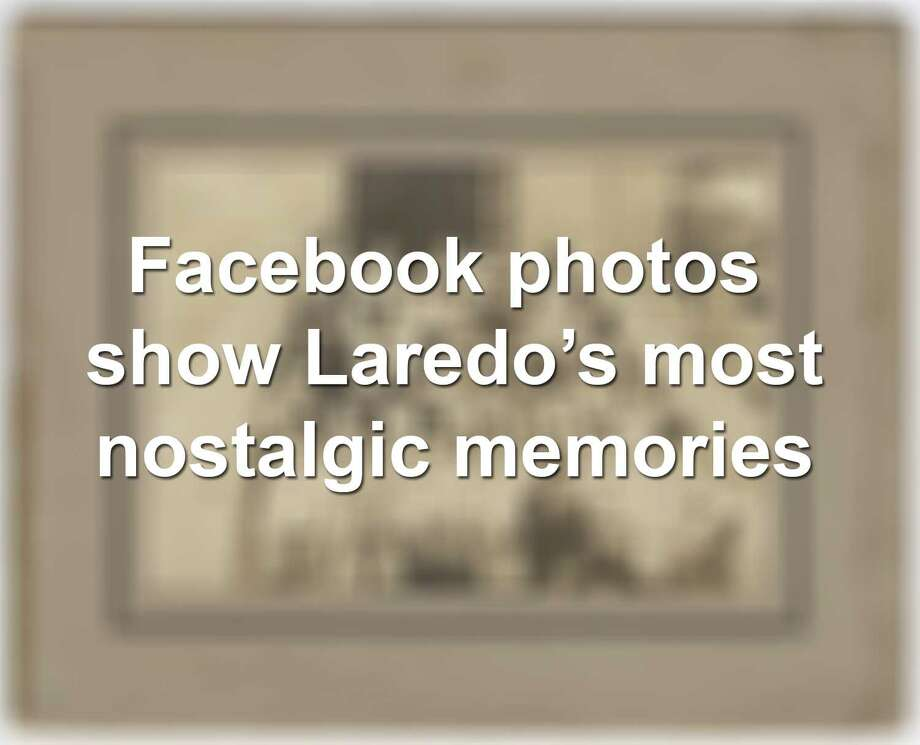 "Keep scrolling to see what ""Remember when in Laredo, Texas"" Facebook group is reminiscing.  Photo: Laredo Public Library"