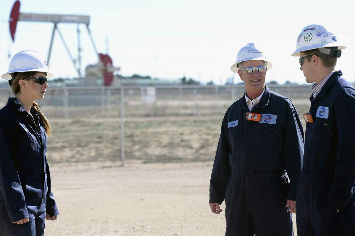 Occidental Petroleum Corp. became the first major U.S. oil producer to aim for net zero emissions from everything it extracts and sells,