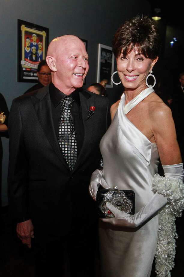 Lester and Sue Smith. Photo: Gary Fountain, Contributor / © 2018 Gary Fountain