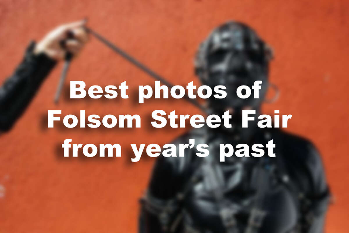 Best photos of Folsom Street Fair from year's past.