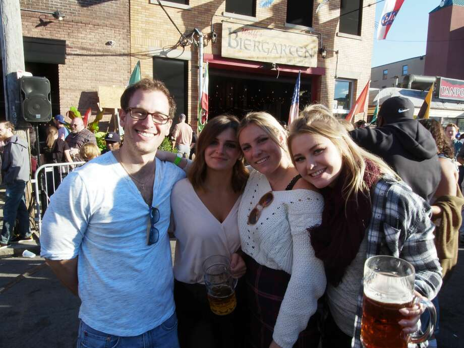 Were you Seen at the North Albany Oktoberfest at Wolff's Biergarten on Saturday, September 29, 2018? Photo: Alycia Williamson