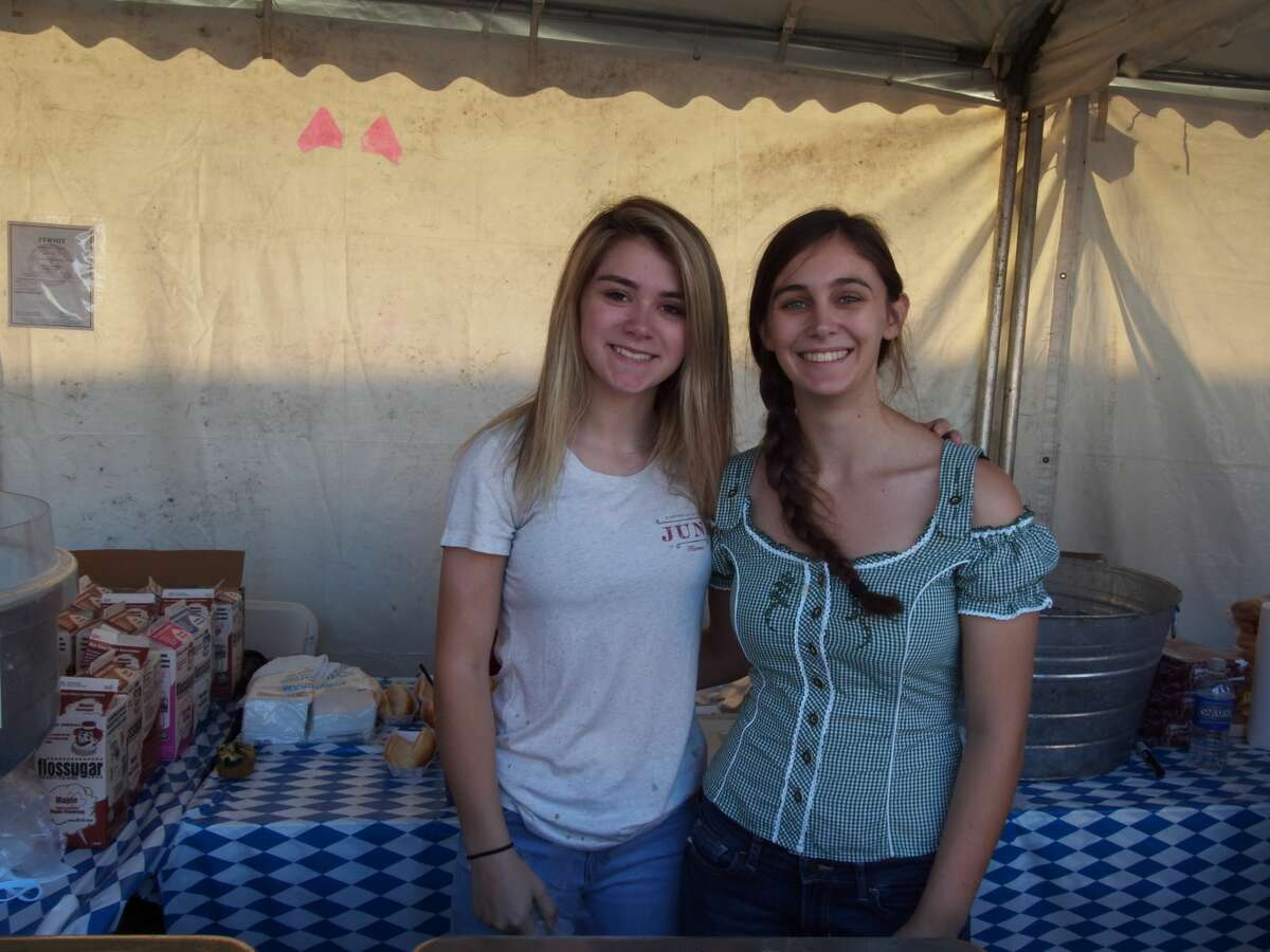 Were you Seen at the North Albany Oktoberfest at Wolff's Biergarten on Saturday, September 29, 2018?