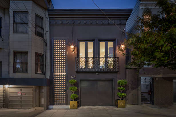 143 Collingwood St. in the Castro District is a fully reimagined four-bedroom with a flexible floor plan and large backyard.
