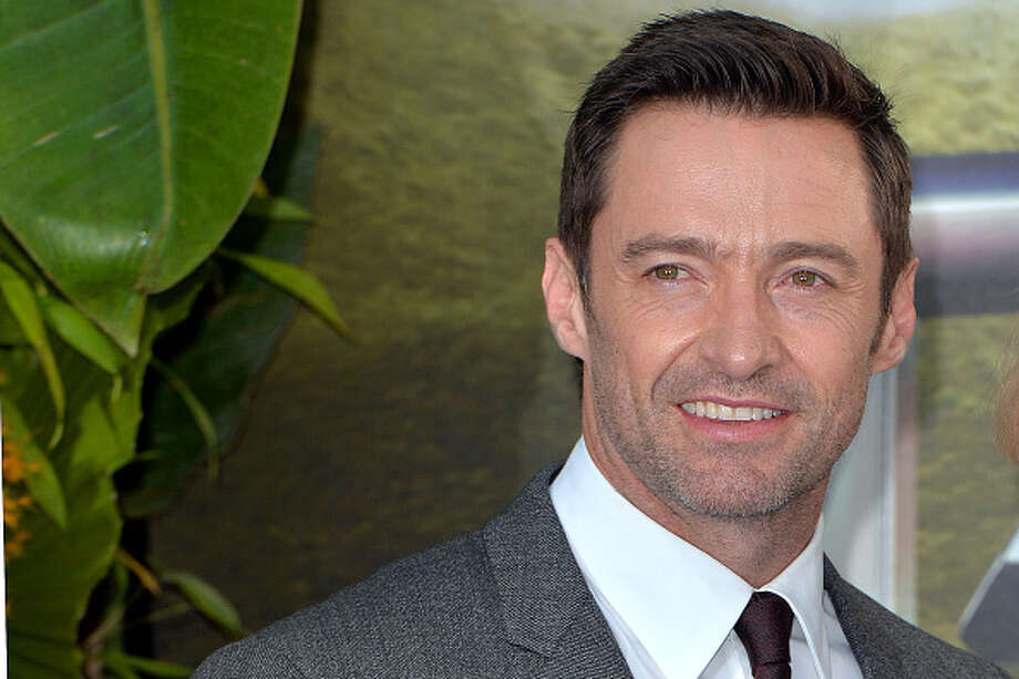 """LONDON, ENGLAND - SEPTEMBER 20:  Hugh Jackman attends the World Premiere of """"Pan"""" at Odeon Leicester Square on September 20, 2015 in London, England.  (Photo by Anthony Harvey/Getty Images) Photo: Anthony Harvey / 2015 Getty Images"""
