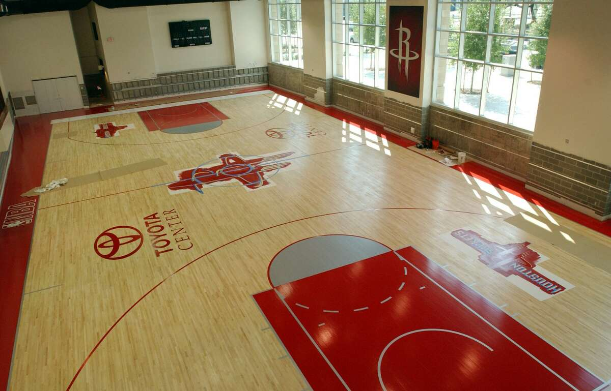 The Rockets last week began daily COVID-19 testing for players, allowing training sessions to begin at Toyota Center for four days each week.
