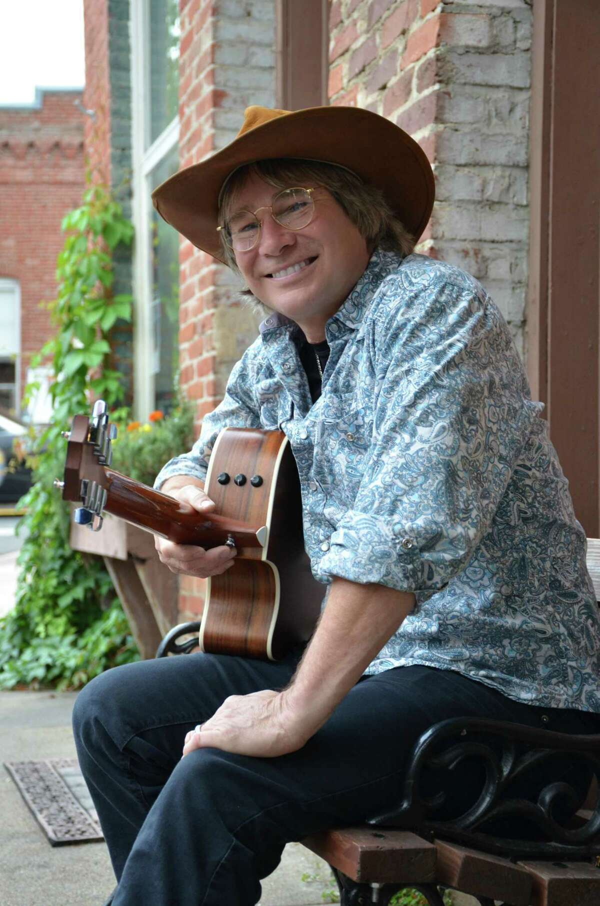 Singer/musician Ted Vigil pays tribute to John Denver at The Kate in Old Saybrook, on Oct. 11, and Danbury's Palace Theatre, on Oct. 13.