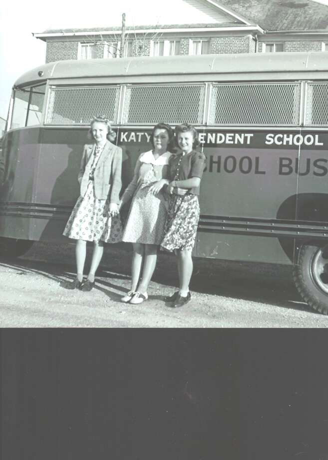In honor of Katy ISD's 100th year, the district has formed a committee to help gather and showcase photos and documents highlighting its past. Some of the photos date as far back as the 1920's. Photo: Katy ISD
