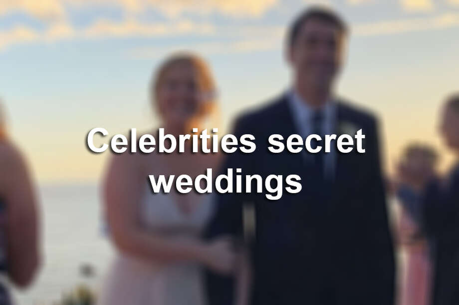 Keep clicking to see celebrities who surprised the world with their secret weddings. Photo: Instagram