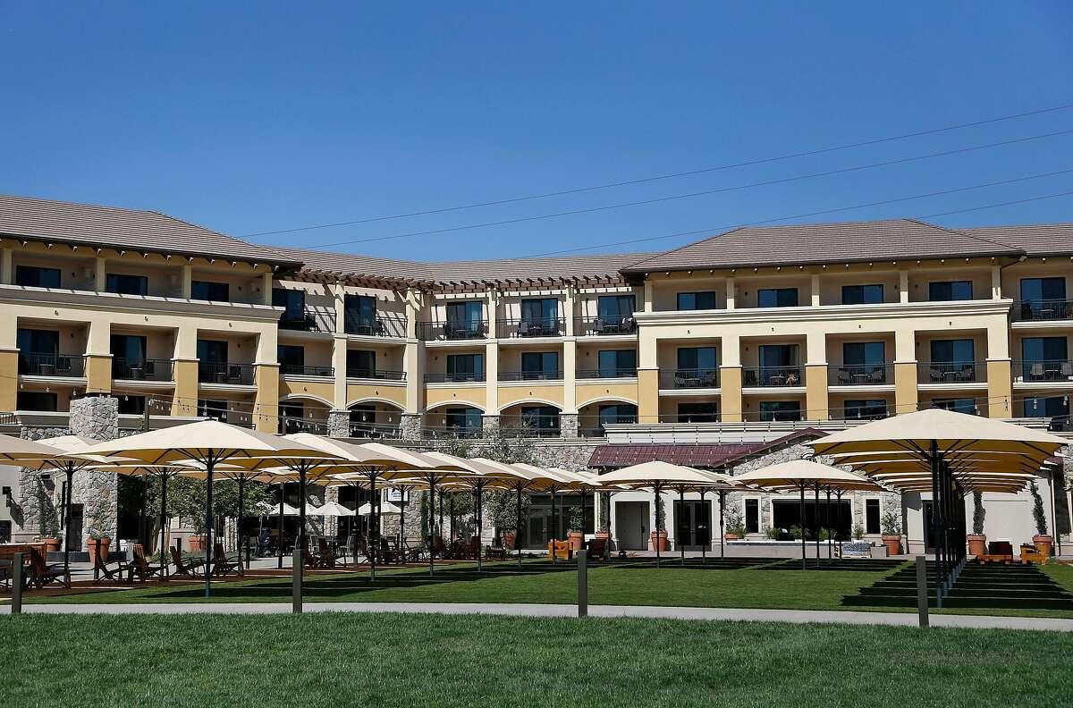 Vista Collina Resort in Napa, Calif., on Friday, September 28, 2018.
